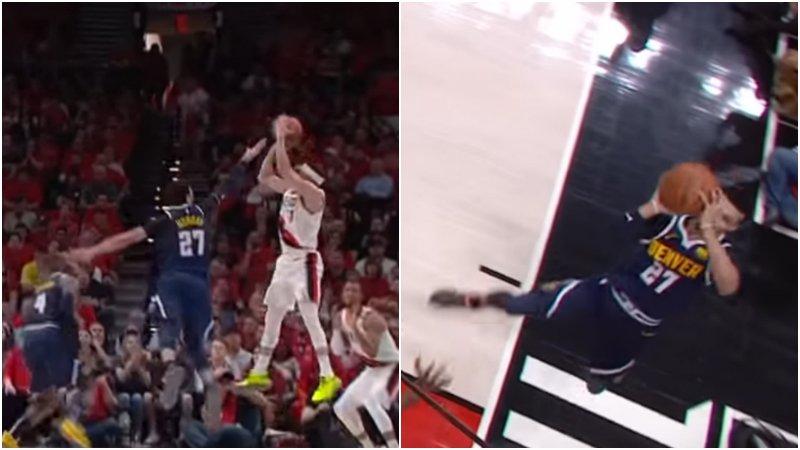 【影片】今日五佳球:大帝蓋翻對手助飛Simmons,Murray致敬「黑子的籃球」負角度拋投!