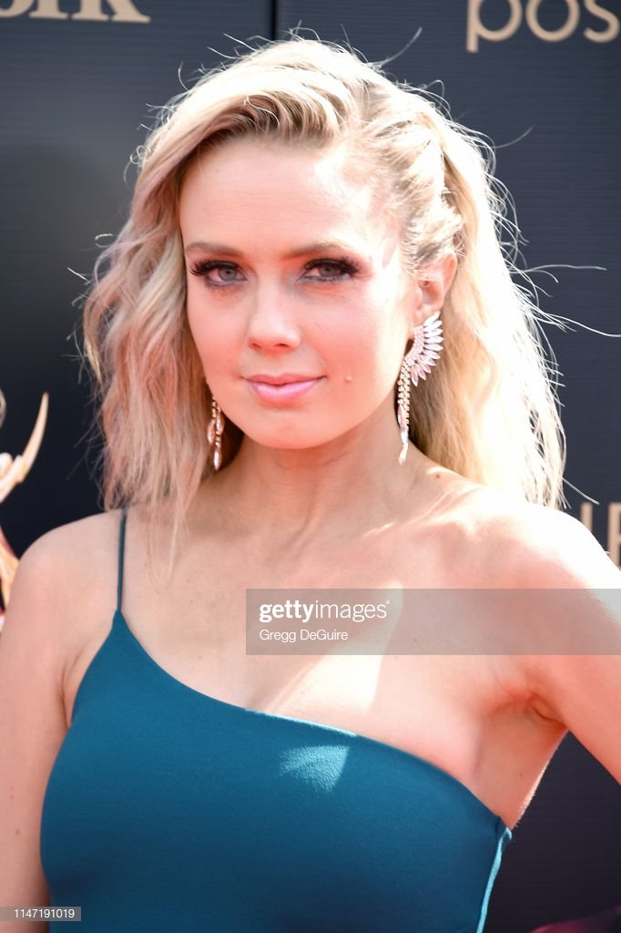 @MelissaOrdway looked stunning at the #DaytimeEmmyAwards