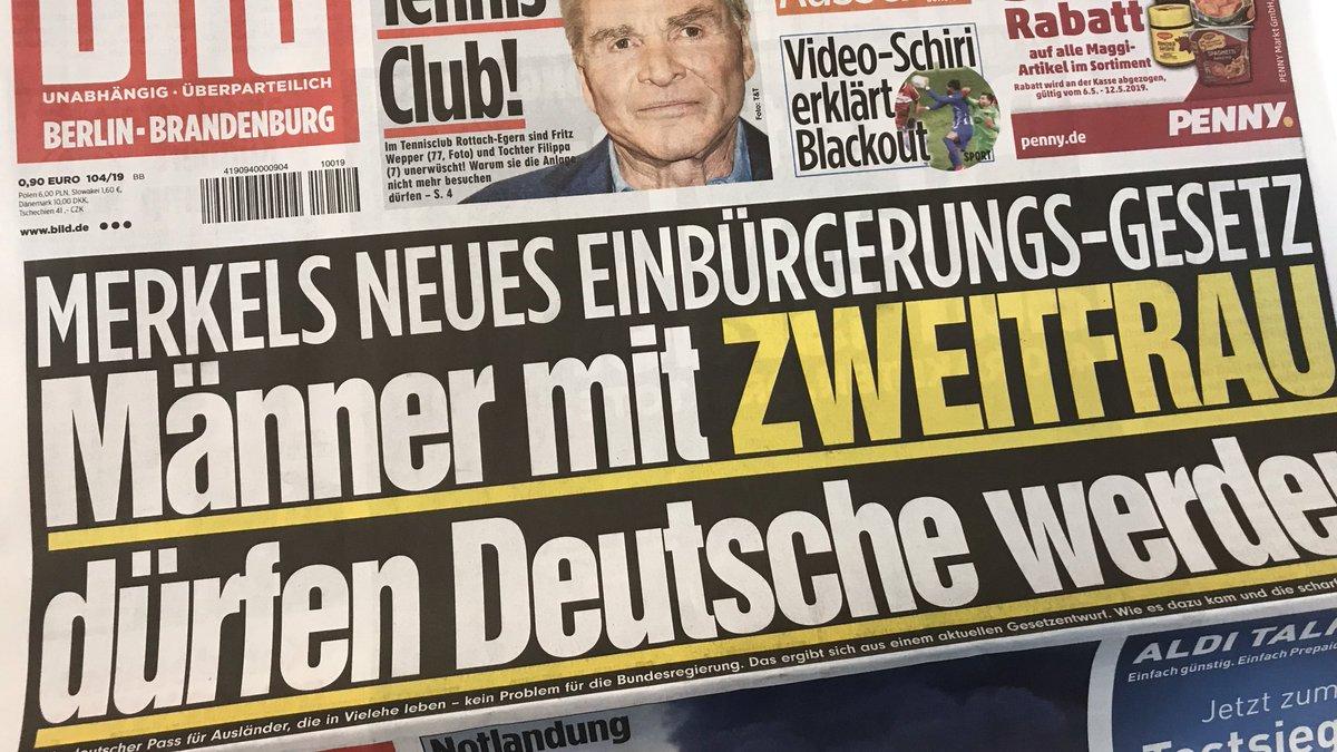 Schlagzeilen Heute News
