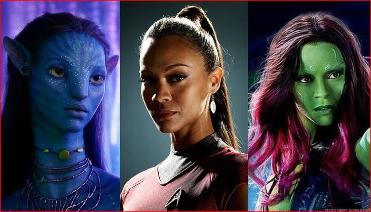 Maggs On Twitter Zoe Saldana Is Now The Only Actress In