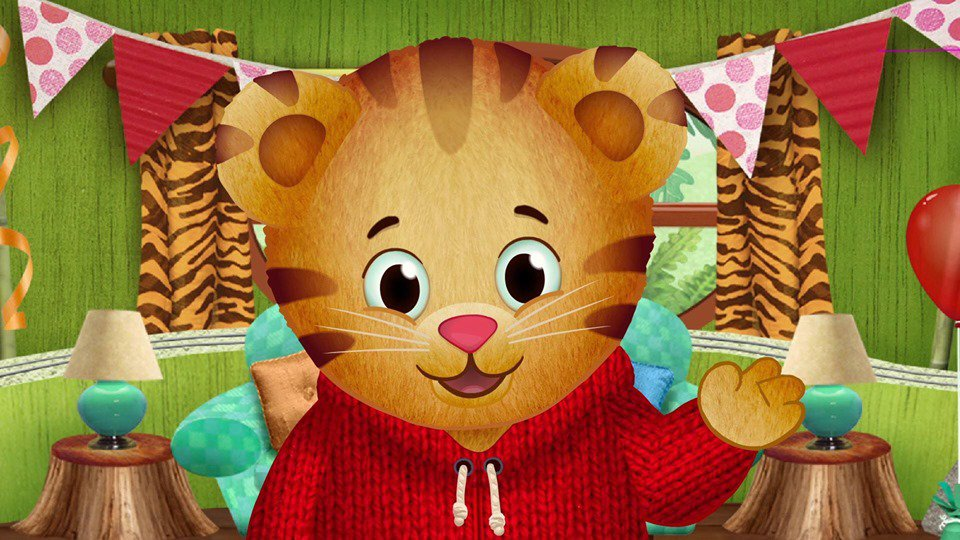 It's a beautiful day in the Neighborhood! We are so thrilled to share that #DanielTigerPBS won the #EmmyAward for Outstanding Preschool Children's Animated Series! UGGA MUGGA!
