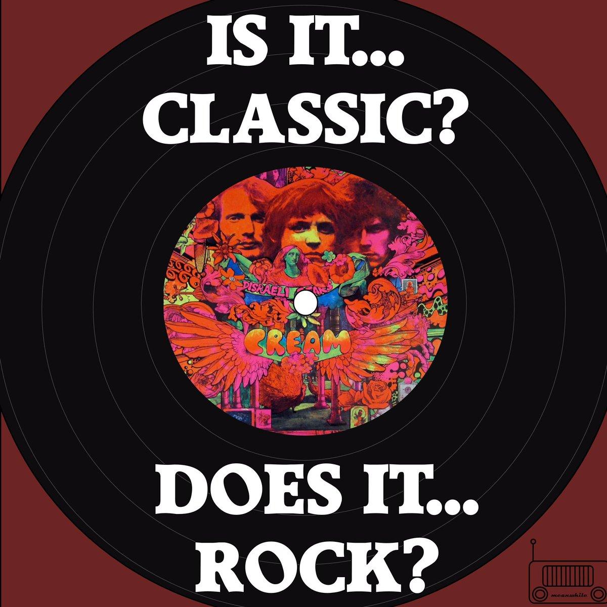 Is It Classic? Does It Rock? (@IsItClassicRock) | Twitter
