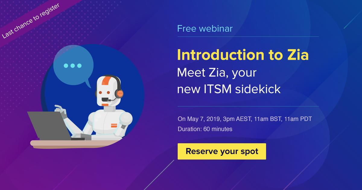 ManageEngine ITSM (@ME_ITSM)   Twitter