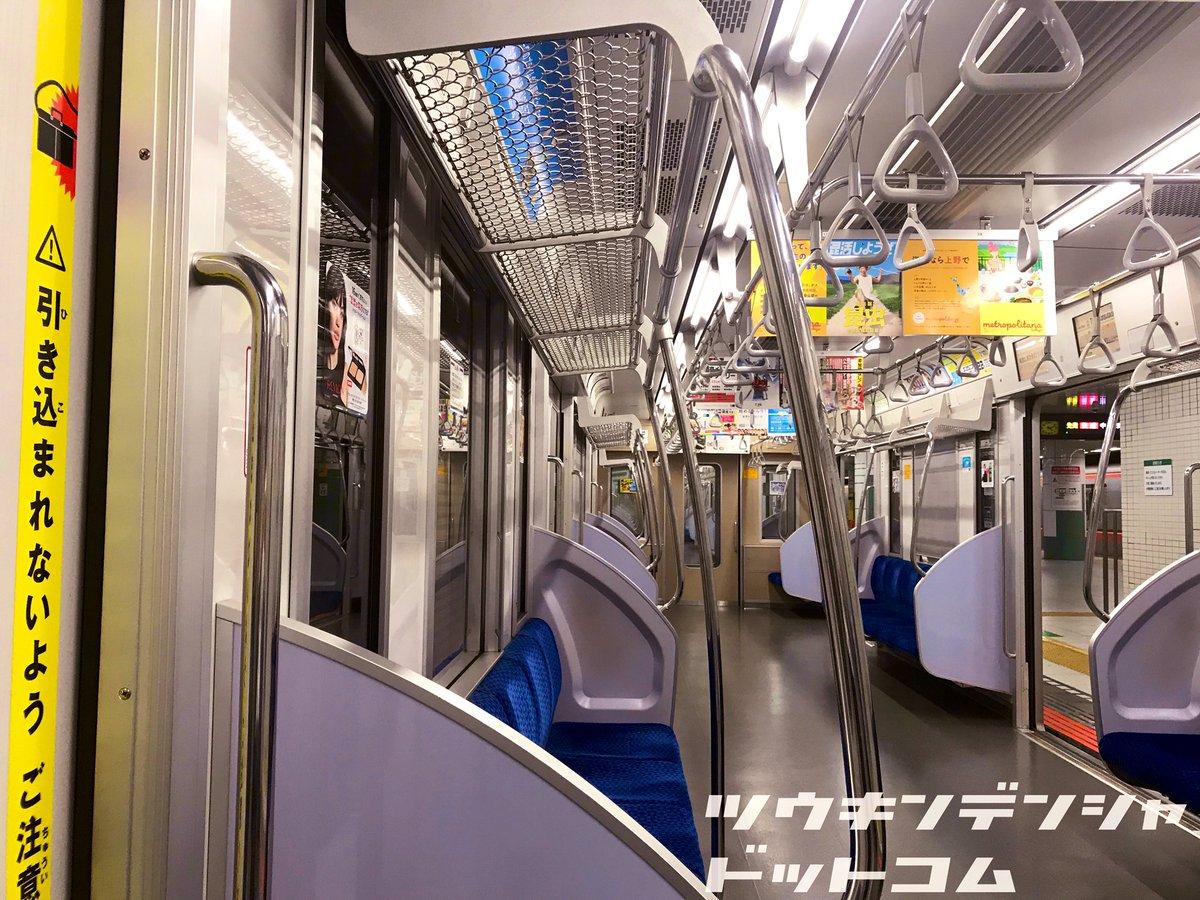 """【観察】東京メトロの車内広告東京メトロの車両に乗ると「東京に帰ってきたな」と思う反面、就職・転職・金融など、明日から通常生活という「現実に引き戻される」広告が目立つ気がします。まさに現実に""""引き込まれないよう""""ご注意下さいですね。そんなGW最終日。#GW最終日 #東京メトロ #中吊り"""