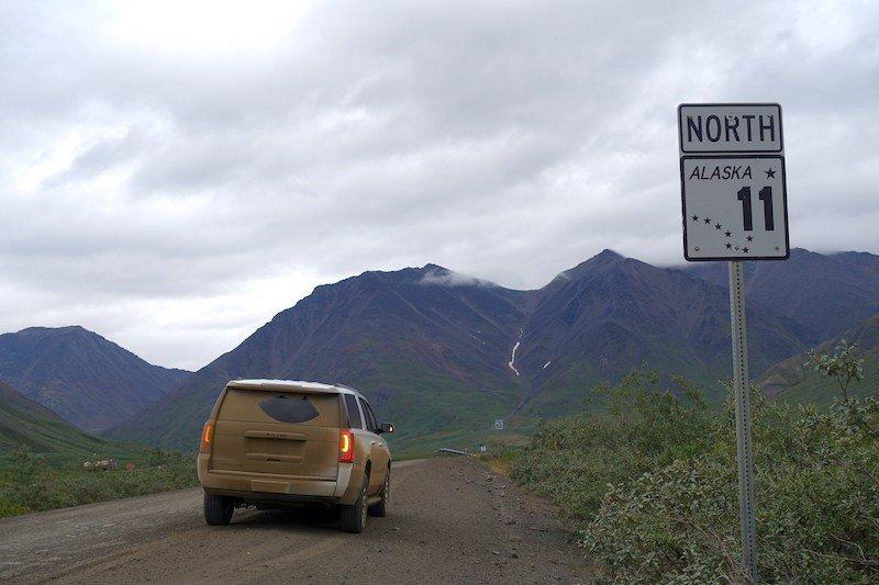 北極海まで走れ ―― 爆走アラスカ・ダルトン・ハイウェイ1000マイル 1 #アラスカ #ダルトン・ハイウェイ #プルドーベイ #フェアバンクス #Alaska #Dalton Highway #Prudhoe Bay #Fairbanks https://sampo-shippo.net/ak-dh01/