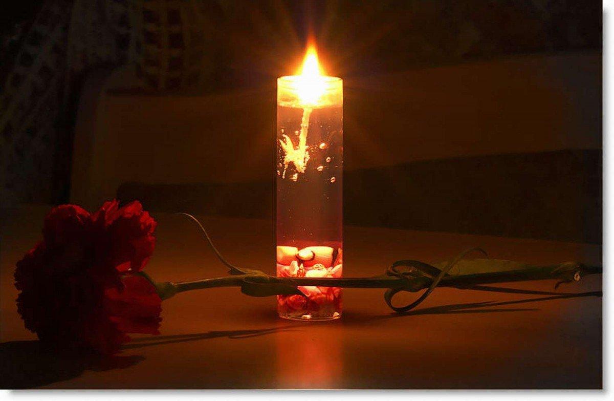 самых горящая свеча фото вечная память своими