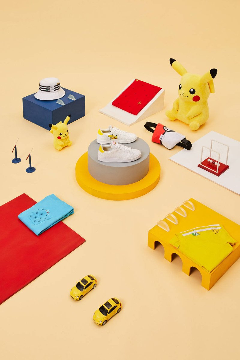 Pokemon adidas Neo Products Officially Announced In China