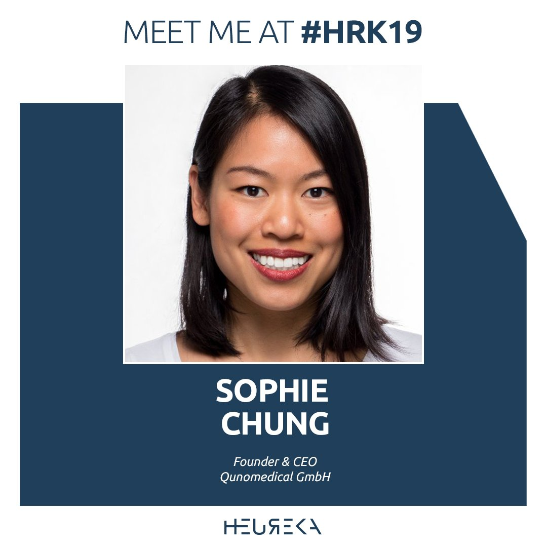 HEUREKA provides a unique platform for sharing ideas and connecting people who are passionate about entrepreneurship in the digital industry. Meet Sophie Chung, Lawrence Leuschner and Lisa Jaspers. Get your ticket now: http://ow.ly/mFRa50tZSNX  #hrk19
