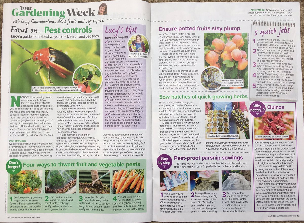 Amateur Gardening [UK] (14 May 2016)