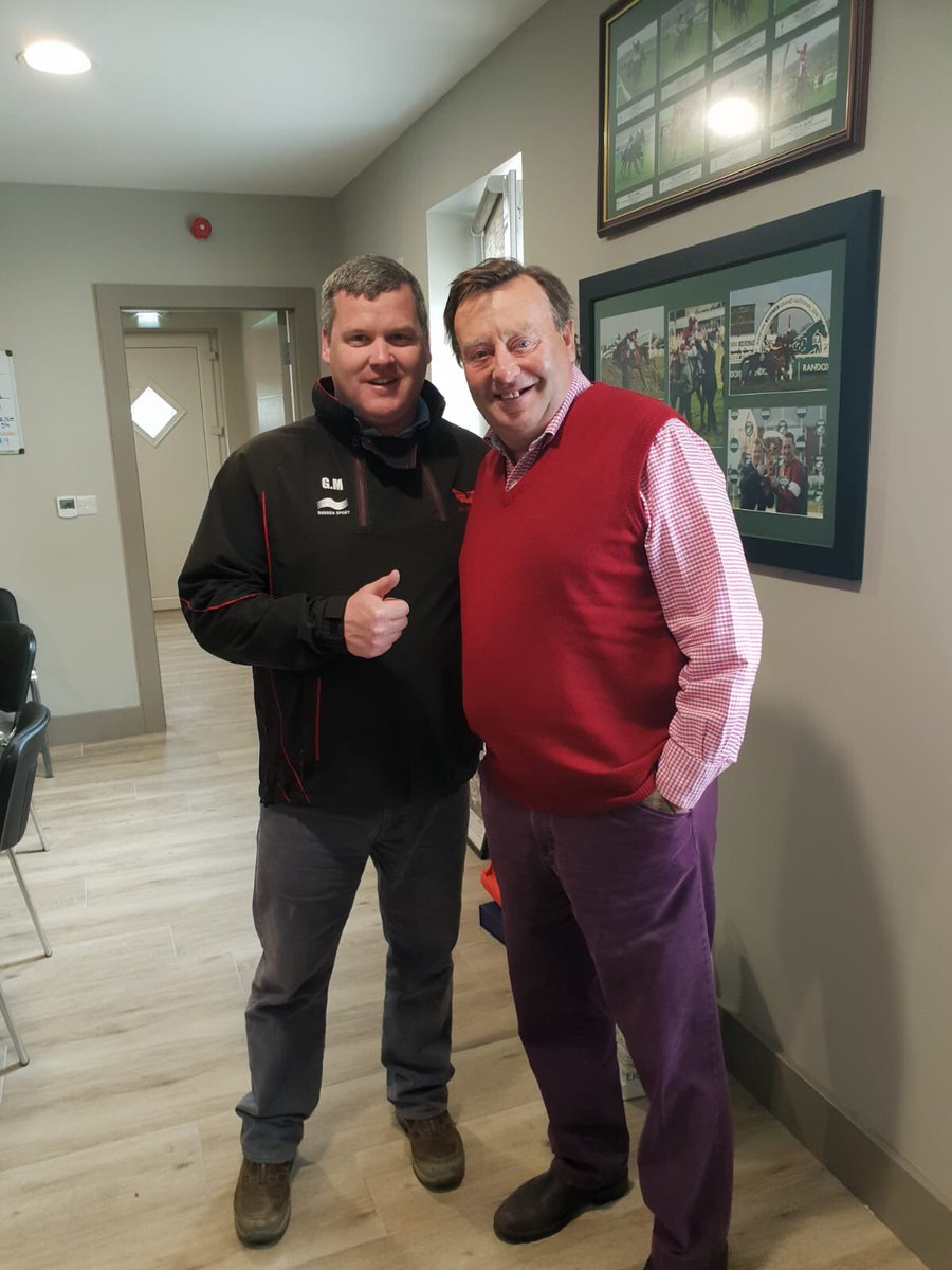🏇🏻 When Gordon met Nicky