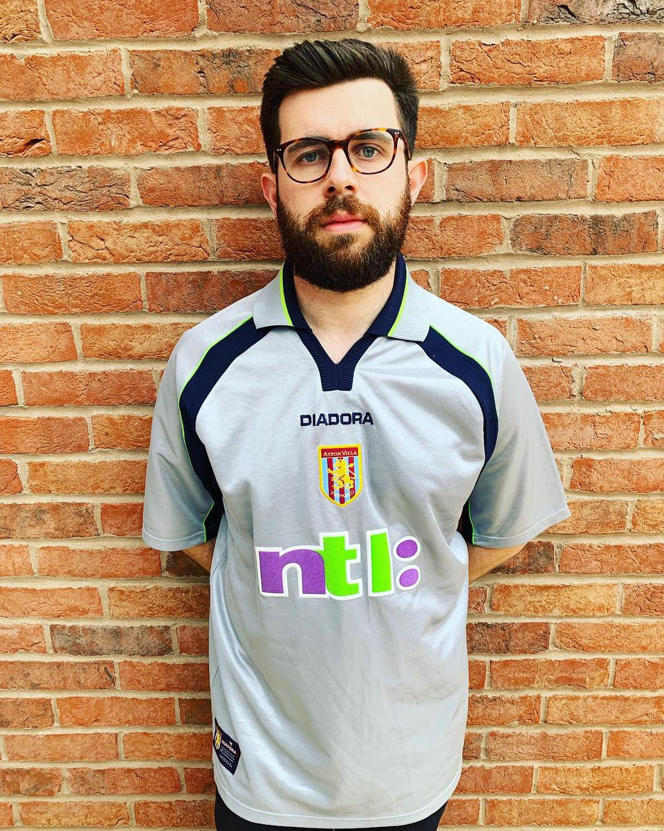 9830d7557d3 ... shirt as worn when Aston Villa finished 8th in the Premier League.  avfc   utv  sotc  astonvilla  astonvillafc  aston  villa  villapark   partofthepride ...