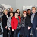 Image for the Tweet beginning: Hankkeen toimijoiden yhteinen arviointipäivä Hämeenlinnassa.