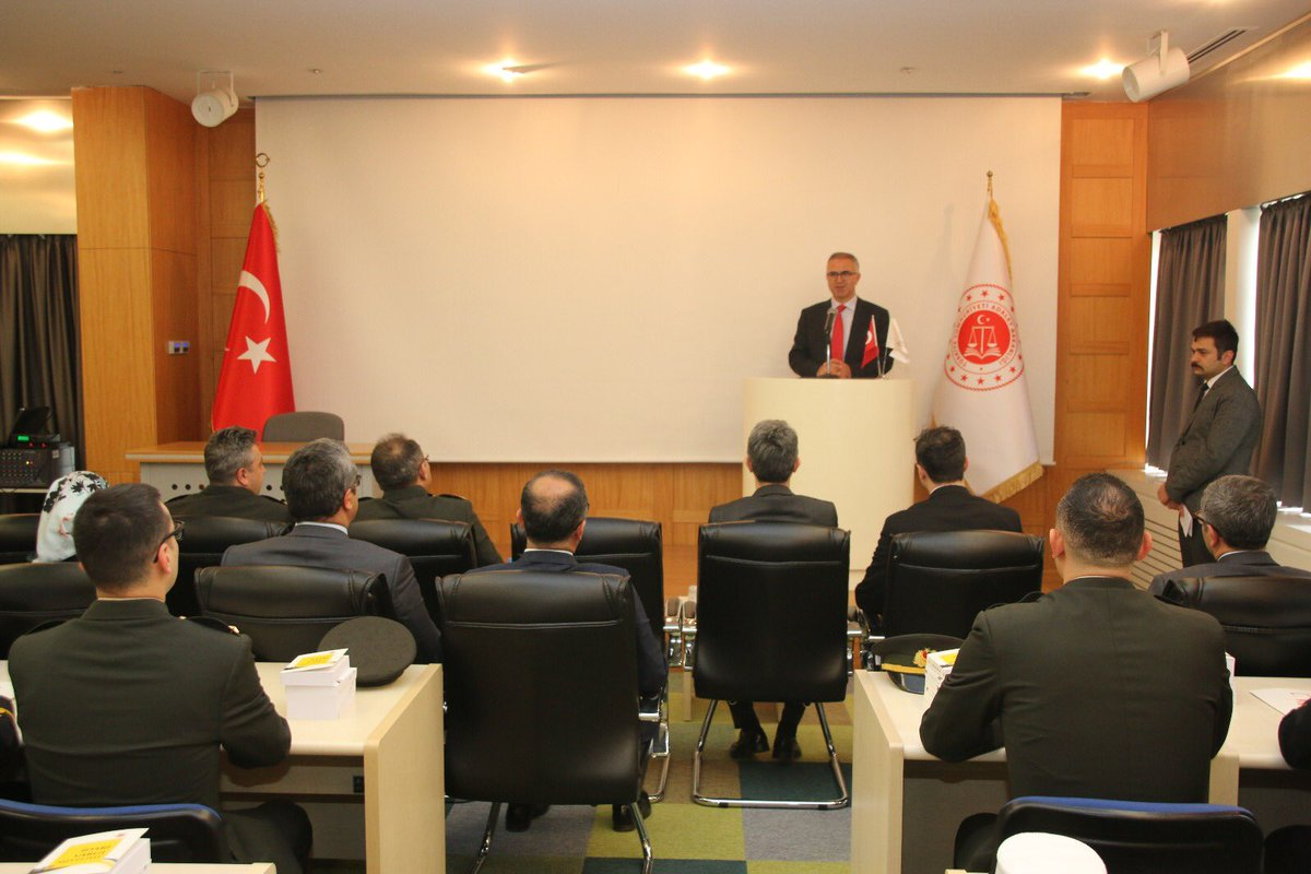 justice academy of turkey