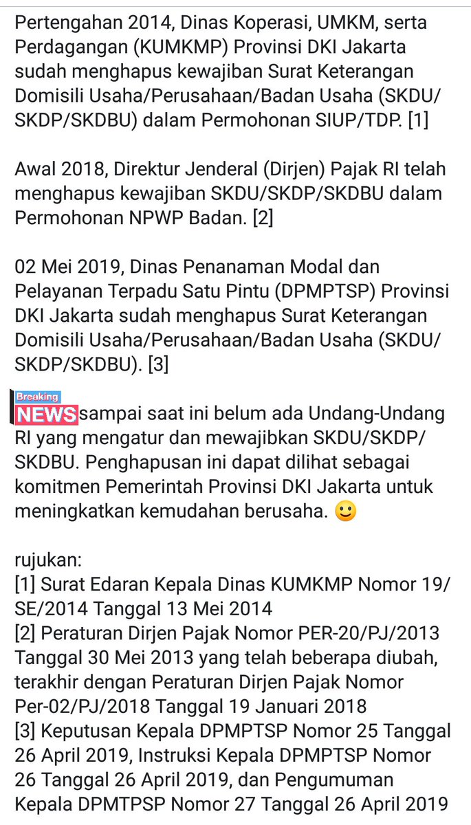 Media Tweets By Up Ptsp Kelurahan Pademangan Timur