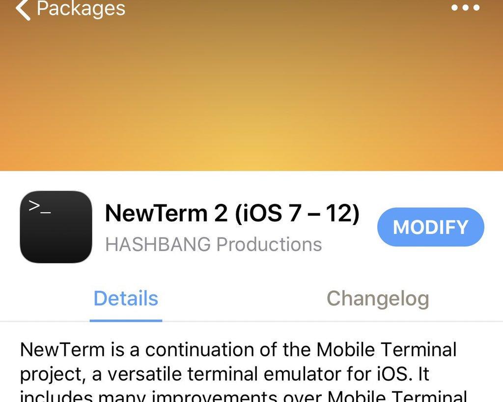 Newterm2 Download
