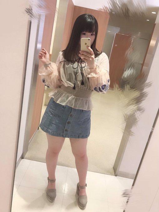 コスプレイヤー柚園みどりのTwitter自撮りエロ画像57
