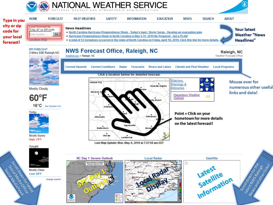 NWS Raleigh (@NWSRaleigh)   Twitter