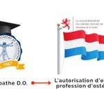 Image for the Tweet beginning: Un grand Merci au Grand-Duché