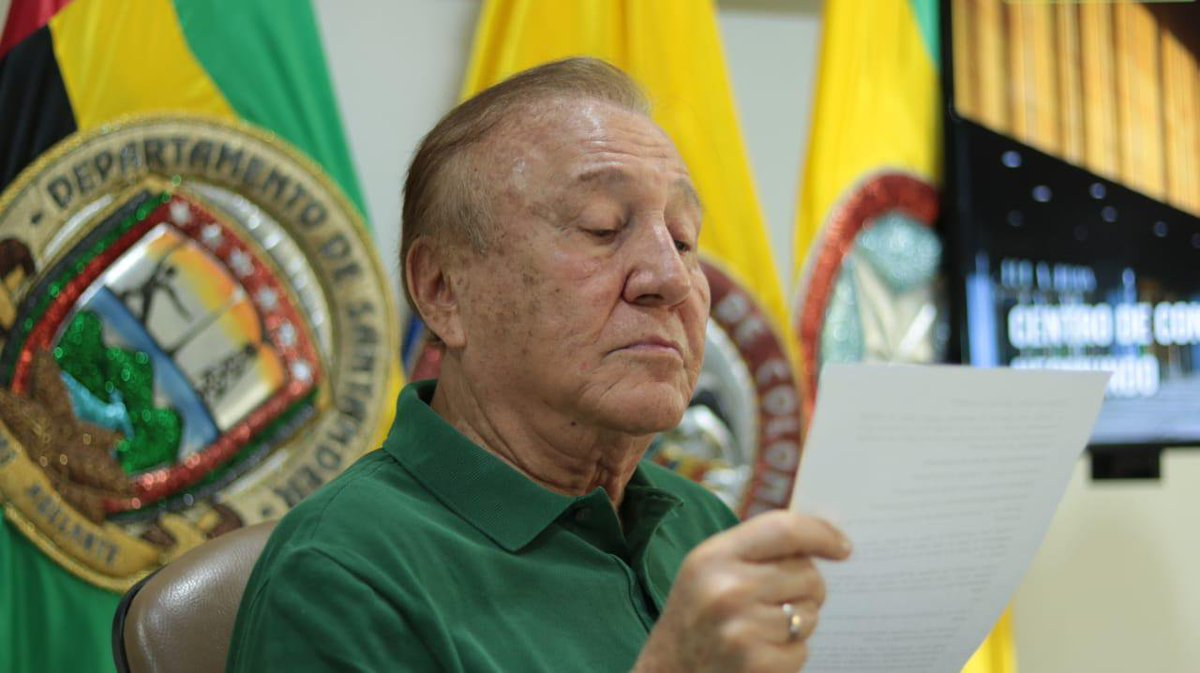 Resultado de imagen para alcalde de bucaramanga