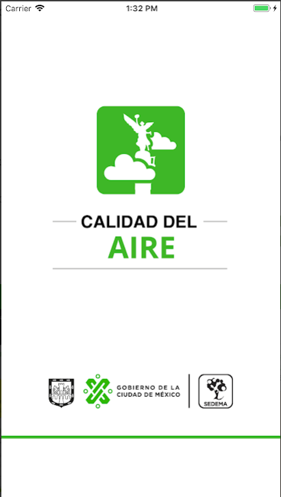 Te invitamos a consultar la #CalidadDelAire diariamente en: http://www.aire.cdmx.gob.mx y,  En la App #AIRE, disponible para iOS y Android.