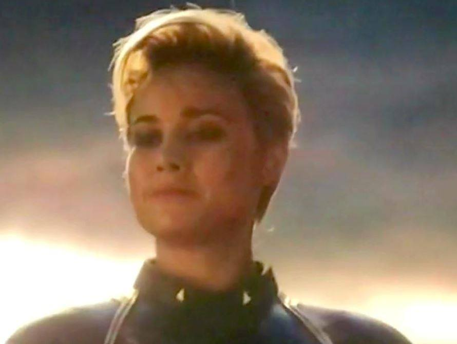 Dansgaming On Twitter I Really Did Not Like Captain Marvel S New Haircut In Endgame Much Prefer Her Hair Form Her Solo Movie But Maybe That S Just Me Https T Co Q0zn1rwuad