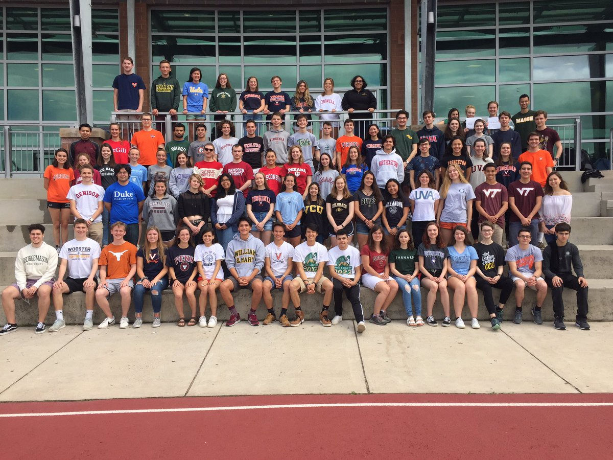 WLHS IB Class of 2019!!  Ready to take the world by storm!! <a target='_blank' href='http://twitter.com/GeneralsPride'>@GeneralsPride</a> <a target='_blank' href='http://twitter.com/APSTeachLearn'>@APSTeachLearn</a> <a target='_blank' href='http://twitter.com/WLHSPrincipal'>@WLHSPrincipal</a> <a target='_blank' href='http://twitter.com/SuptPKM'>@SuptPKM</a> <a target='_blank' href='https://t.co/zUtdkhy1iY'>https://t.co/zUtdkhy1iY</a>