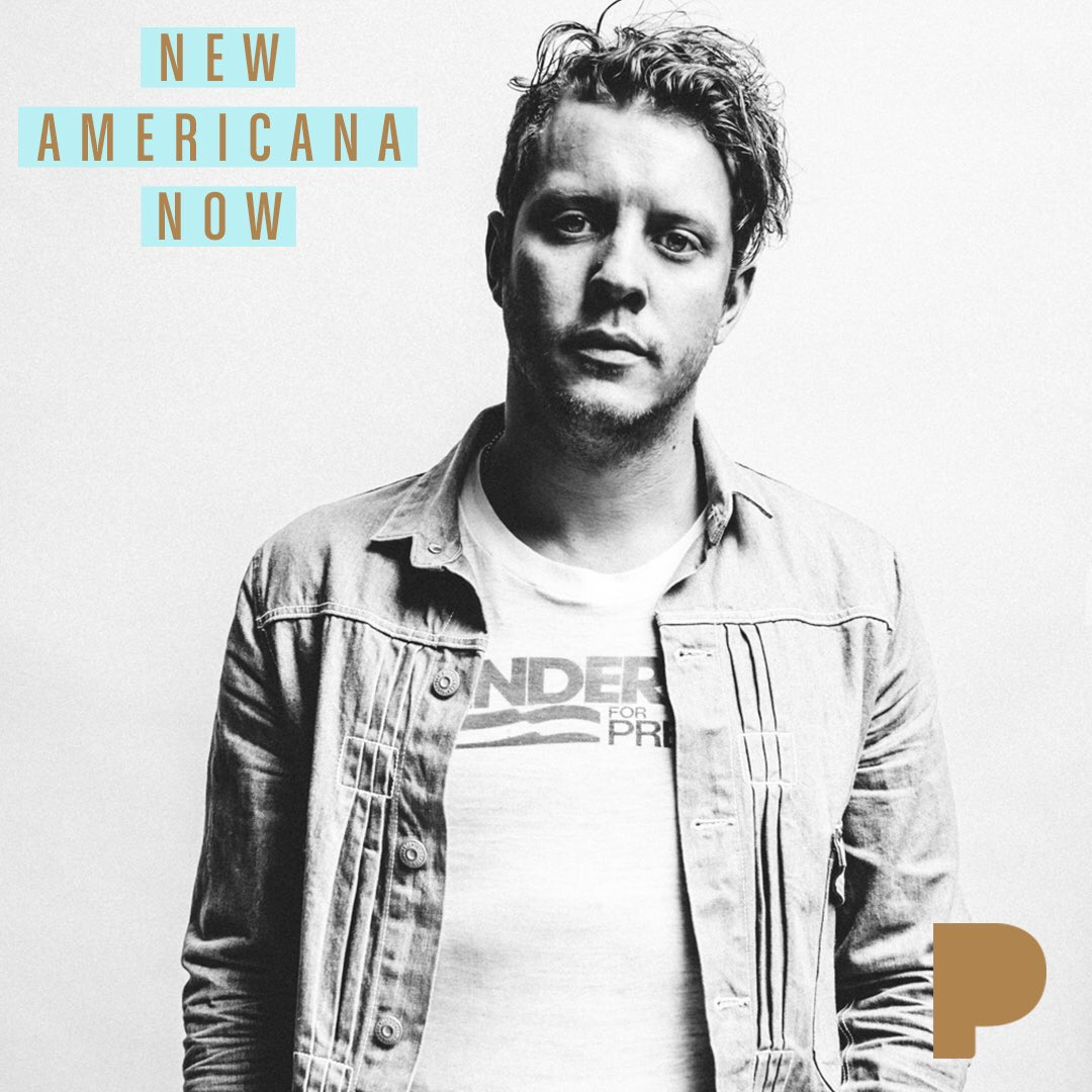 """Thanks for the love @pandoramusic! Listen to """"All On My Mind (Live)"""" on the New Americana Now playlist.  https://pdora.co/2E4Gj5h"""