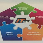 Image for the Tweet beginning: Education Rules at ITEX 2019