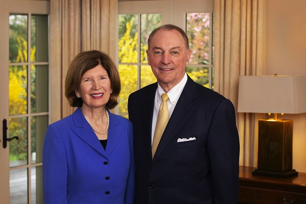 """Bryant University President Ronald K. Machtley Announces Plans for 2020 Retirement. """"It has been an honor to serve as president of Bryant University, and Kati and I are extremely grateful. We love this institution, its faculty, staff, and students.""""  https://news.bryant.edu/bryant-university-president-ronald-k-machtley-announces-plans-2020-retirement…"""