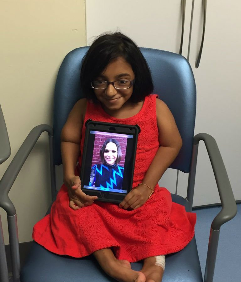 Today is #WishboneDay, the international OI awareness day. For patients like Josie, this condition can result in frequent bone fractures. Learn how Josie has newfound confidence thanks to her HSS physicians: http://ow.ly/9PBr50u0ml3. #HSSKids  @OIFoundation