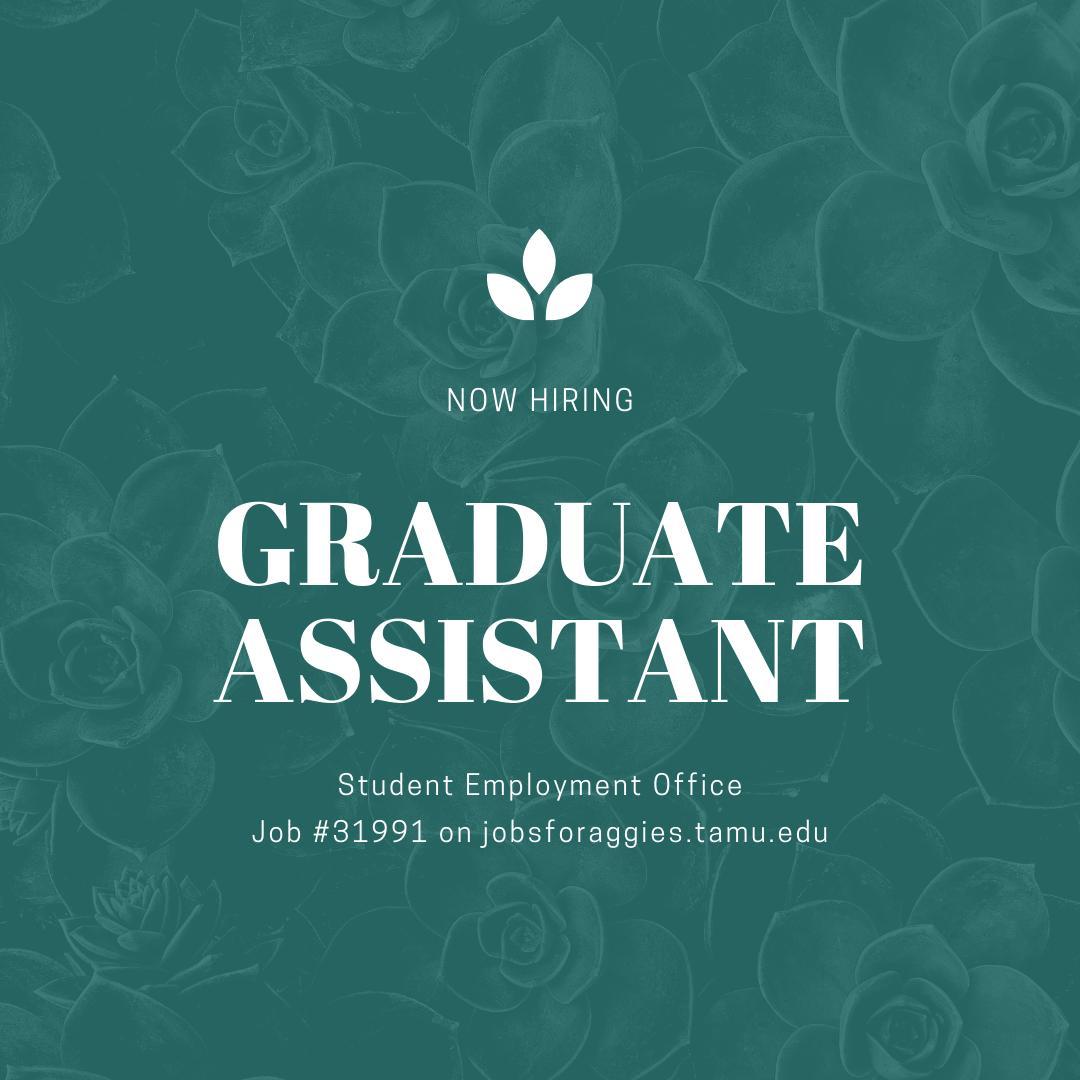 This Position Is A Career Development Opportunity As Well Part Time Employment Jobsforaggiestamuedu Pictwitter Insb5scmtn