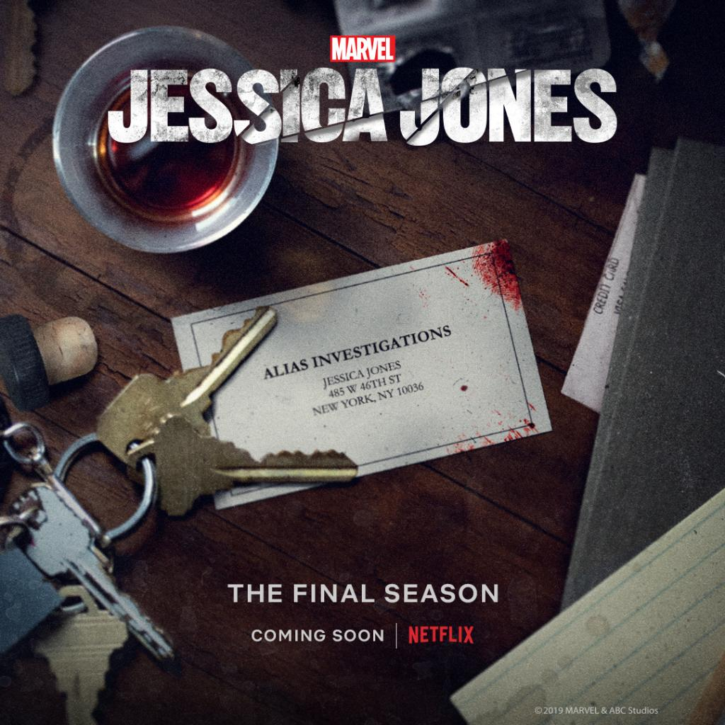 Image result for jessica jones season 3