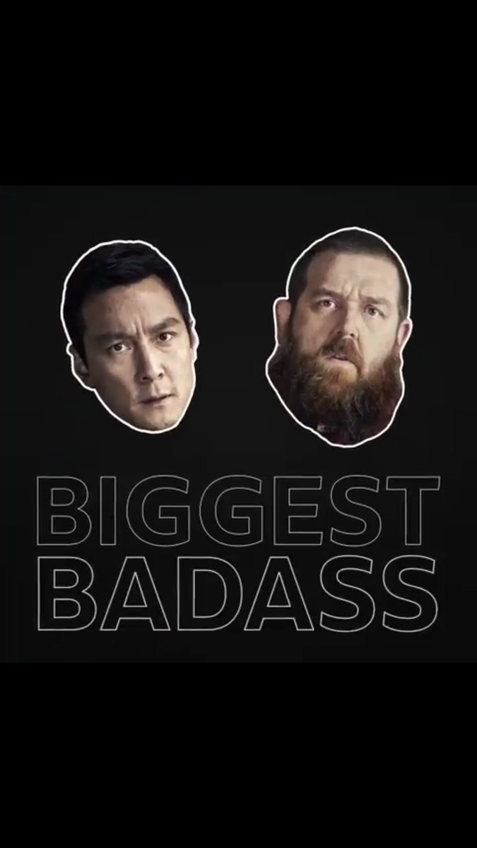 Into the Badlands on Twitter: