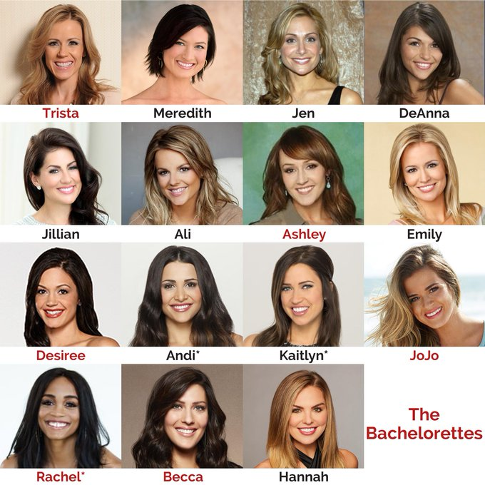Bachelorette 15 - Hannah Brown - Bachelorette Reunion - May 6th - *Sleuthing Spoilers*  D565RvNW0AAt3bT