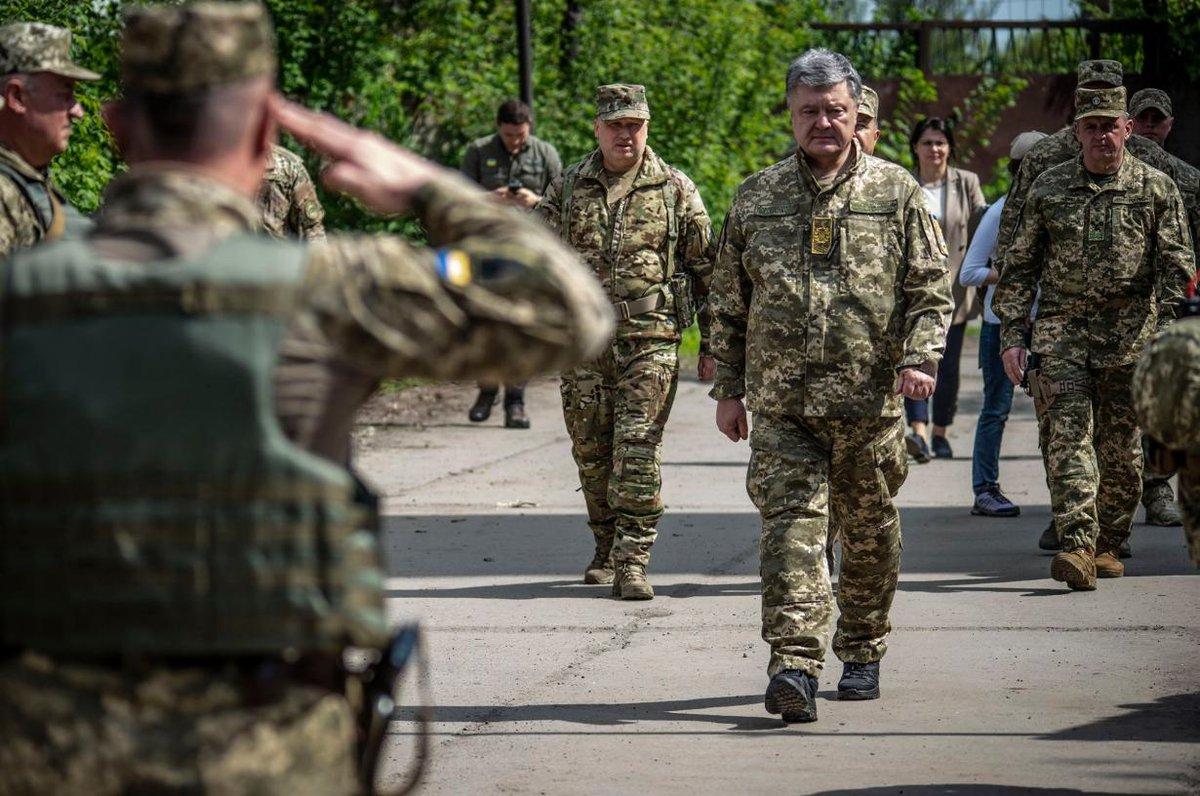 Новий командувач ОС Сирський за 2018 рік задекларував 646 тис. грн доходу - Цензор.НЕТ 2266