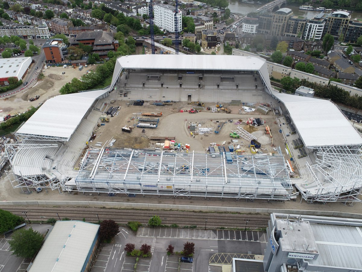 Brentford Fc Stadium - Watch Two Years In Two Minutes New ...