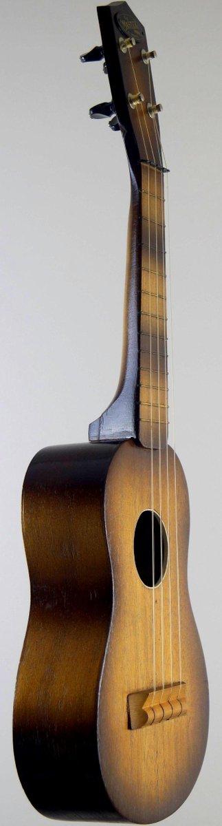 george houghton and son sunburst soprano standard ukulele