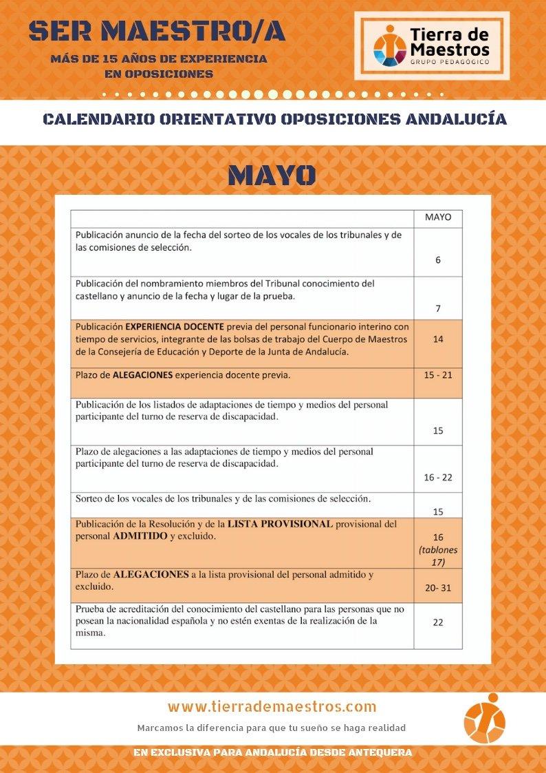 Calendario Oposiciones 2019 Andalucia.Eticaenoposiciones Hashtag On Twitter