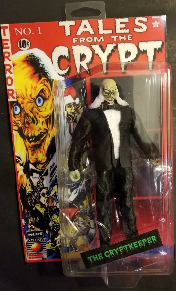 Mcwf Action Figures On Twitter Tales From The Crypt
