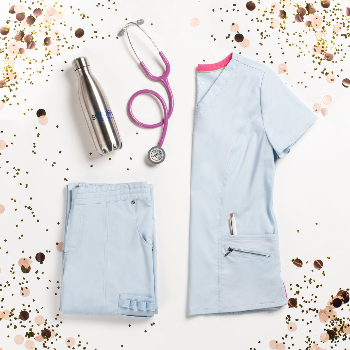 cab5eacaa8a ... Scrubs & Beyond shopping spree! See our post for details!  https://bit.ly/301G3Nq #WeLoveOurNurses #ScrubsandBeyond  #NursesWeekpic.twitter.com/H3IqWowiDd