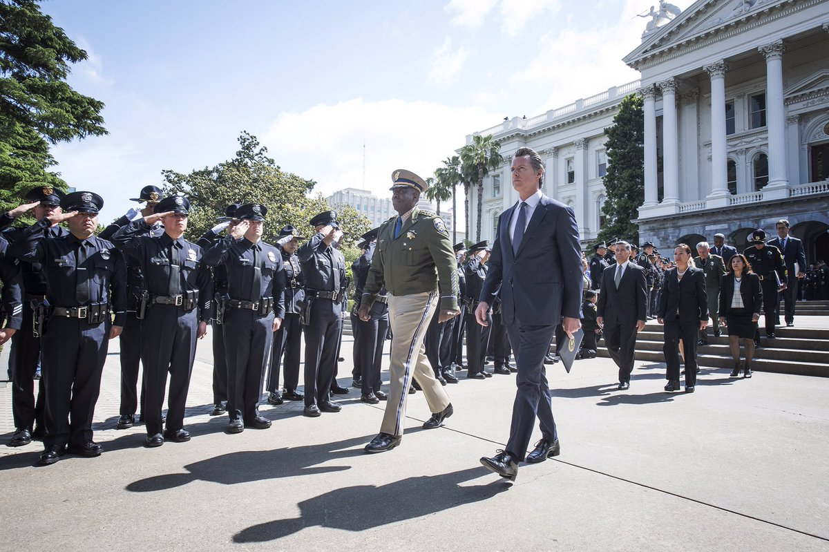 Office of the Governor of California's photo on Line of Duty