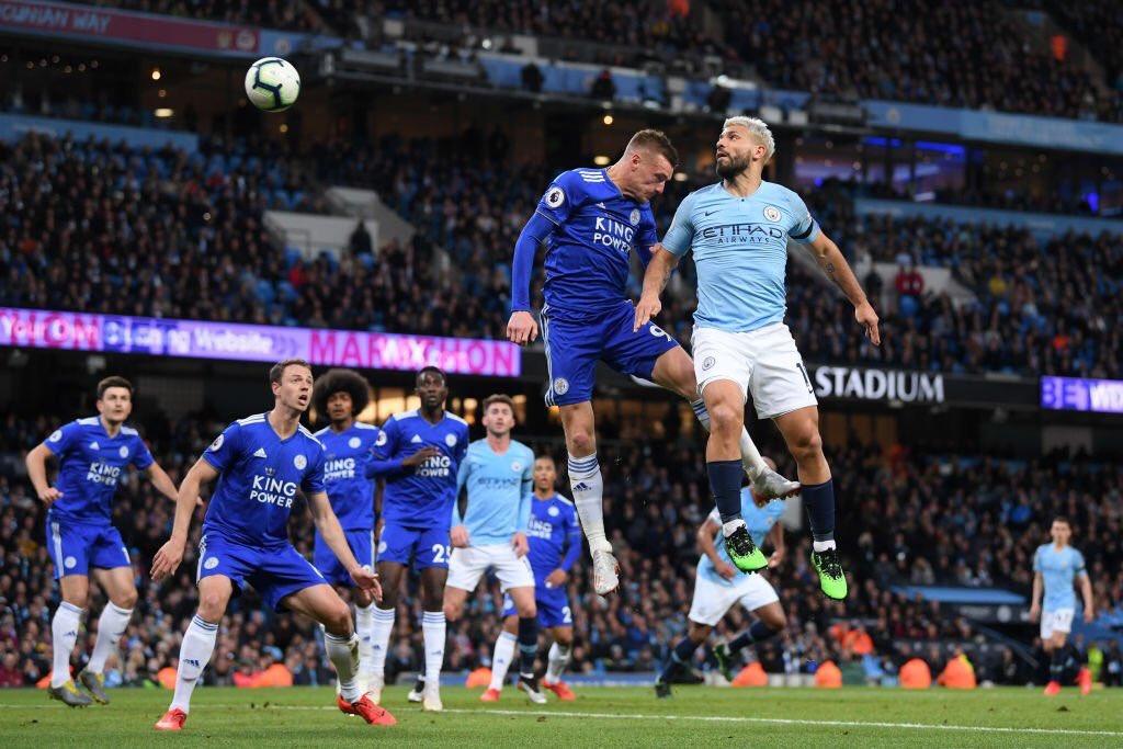 Xem lại Manchester City vs Leicester City