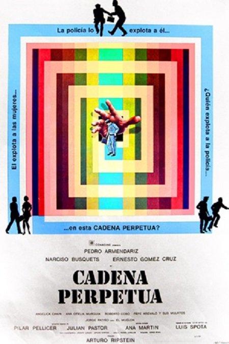 2ae65a008bf Una película de Arturo Ripstein con la colaboración de Vicente Leñero en el  guion. Viernes 10 de mayo
