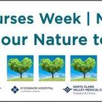 Image for the Tweet beginning: Happy National Nurses Week!