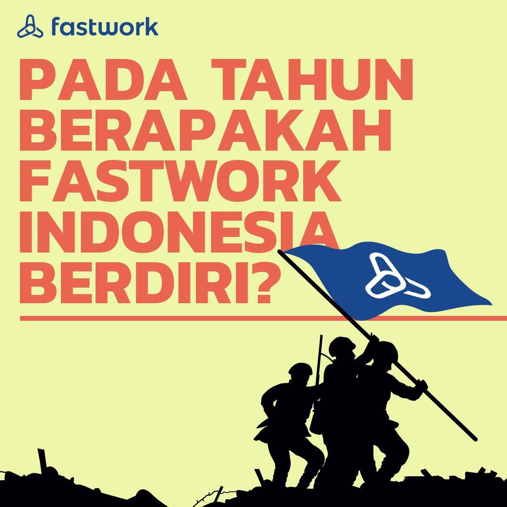 Bakalan ada GIVEAWAY lagi nih dari Fastwork edisi May GIVEAWAY berupa merchandise eksklusif Fastwork Indonesia untuk 3 orang pemenang. Caranya: Langsung check Instagram Fastwork Indonesia! GOOD LUCK! #FastworkIndonesia #cepetgaribet #Fastwork https://t.co/8lvIlTjxxV