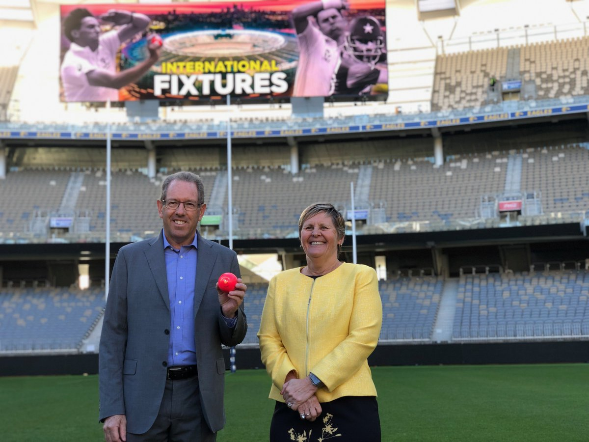 77fe42b49eb Optus StadiumVerified account  OptusStadium