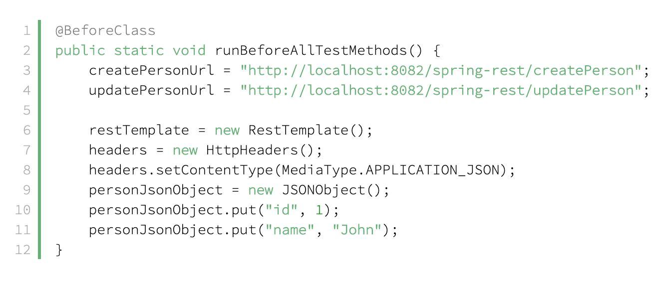 Webclient post json java