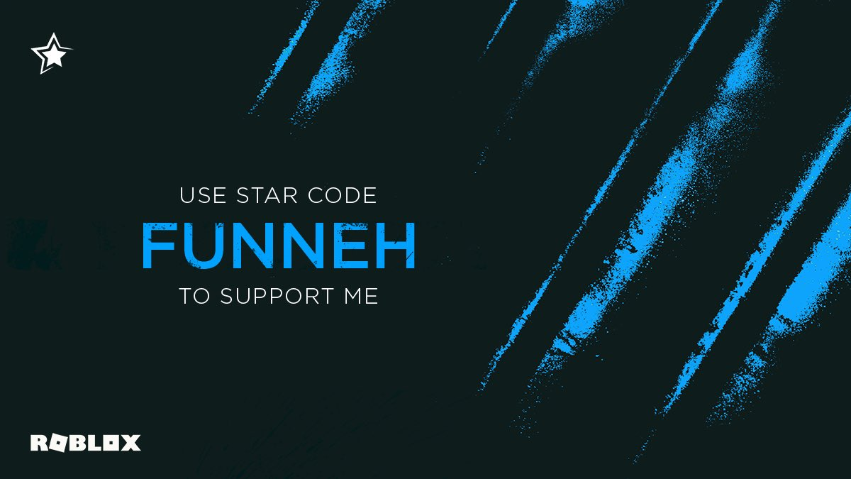 itsfunneh on twitter feed my robux simulator addiction support me and use the code funneh when you buy robux at https t co mqt1ddvvxl desktop only starcode roblox https t co jxbimcanir feed my robux simulator addiction