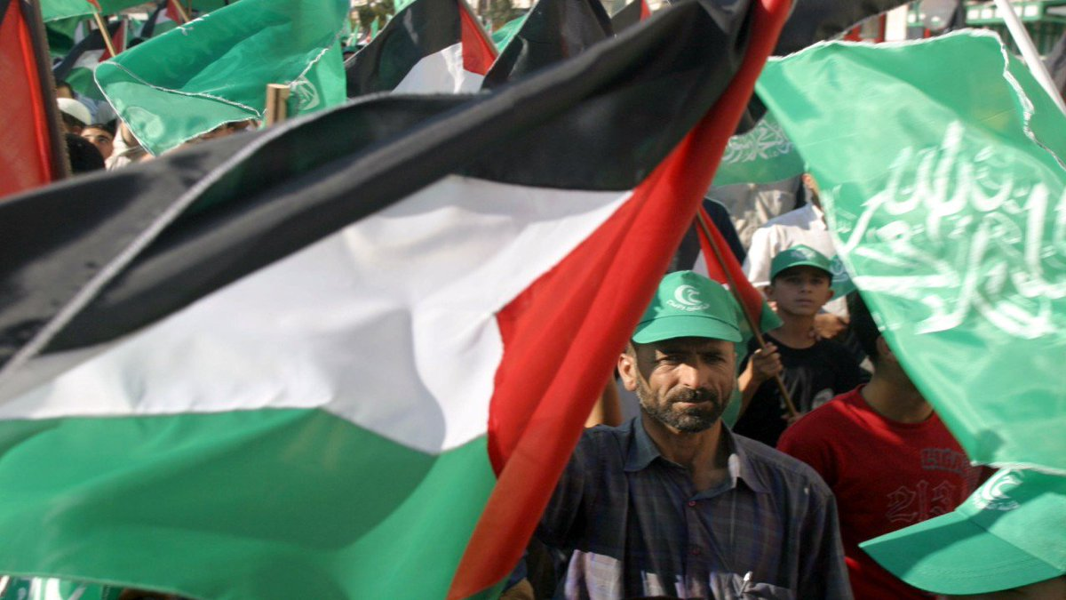 i24NEWS English's photo on Hamas