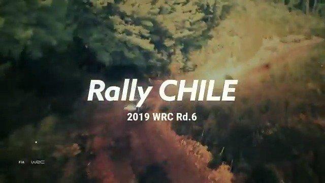 \南米2連戦の第2戦、初開催のチリに #ヤリスWRC が挑みます❗/ 5/9からWRCラリー・チリが開幕🇨🇱 今回は初開催なのでセッティングもペースノートもゼロから仕上げるため、いつも以上にチームの総合力が試される戦い。 チーム一丸で力を合わせ挑みます💪 応援よろしくお願いします📣 #WRCjp